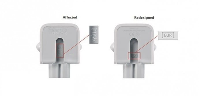 Fears of electric shock makes Apple recall its power adapters