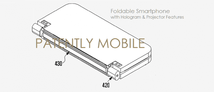 Samsung, Samsung foldable smartphone