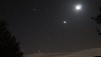 Catch all the five bright planets align together from January 20 to February 20