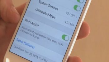 Teen gets whopping $2,000 phone bill for using Apple's Wi-Fi Assist feature