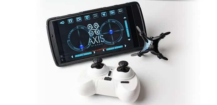 Axis Vidius: Meet world's smallest camera equipped drone