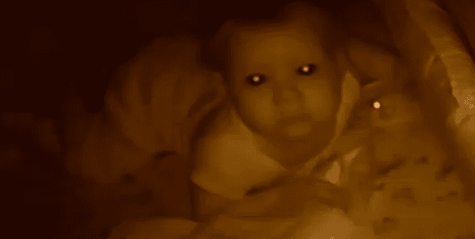 Psycho hacker hacks Baby Monitor to Scare Toddler with Spooky Sounds