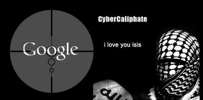 ISIS affiliate Cyber Caliphate announces plans to hack Google