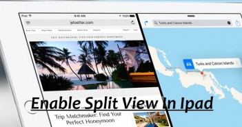 How to enable split view in any iPad model