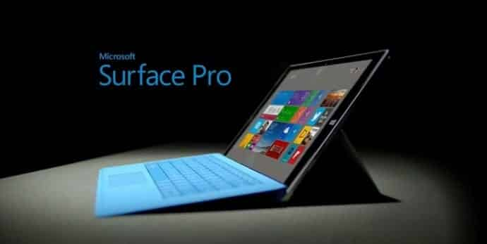 Overheating fears compel Microsoft to recall Surface Pro power cords