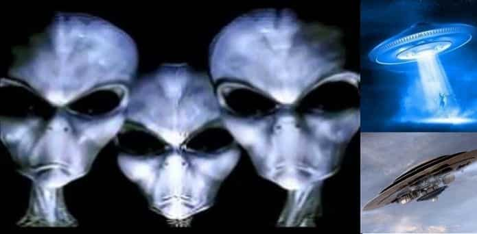 Hundreds Of Secret UFO 'X-Files' Released By CIA