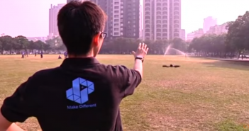 Taiwanese Researchers Use Apple Watch To Fly A Drone