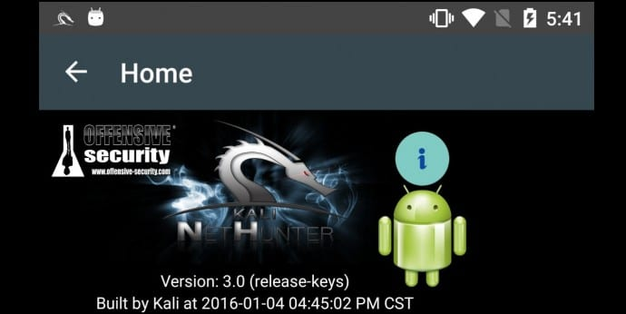 Hackers rejoice, Kali Linux NetHunter 3.0 Android Mobile Penetration Testing Platform released