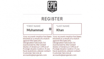 Muslim named man blocked from playing online video game – Ultimate discrimination?