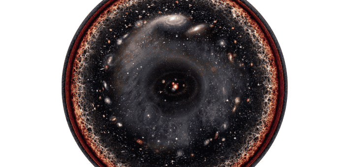This is how our massive Universe looks like in a single image