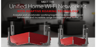D-Link's Wireless Twin Routers Ensure That Your Entire House Is Wi-Fi Enabled