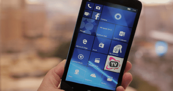 Alcatel plans a iPhone killer with Windows 10 'superphone'
