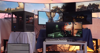 This single CPU gaming PC with 256GB RAM allows seven players to game at once