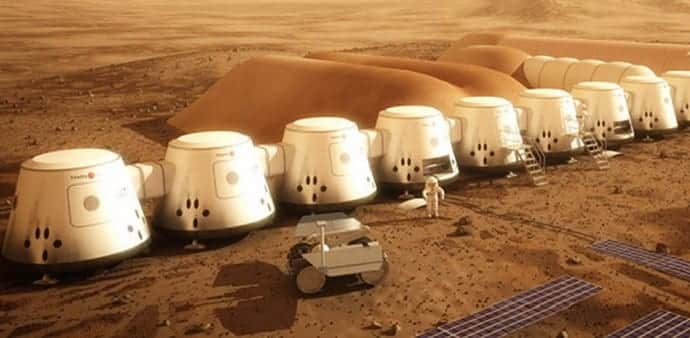 SpaceX to land humans on Mars by 2025 says Elon Musk
