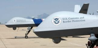 Mexican drug cartel, drones