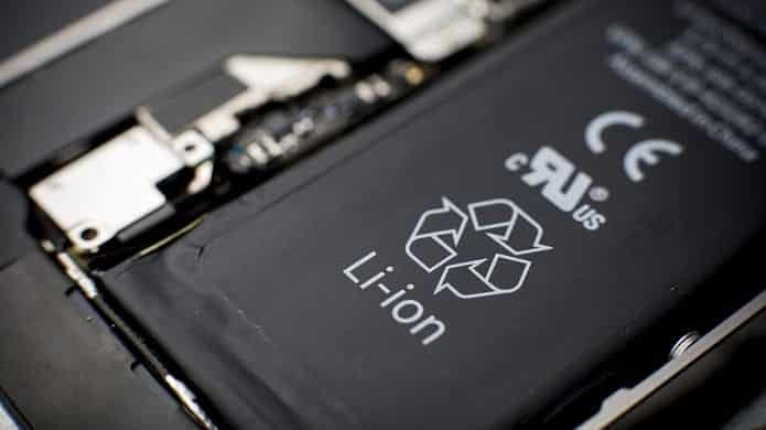 Smartphone batteries, colder temperatures