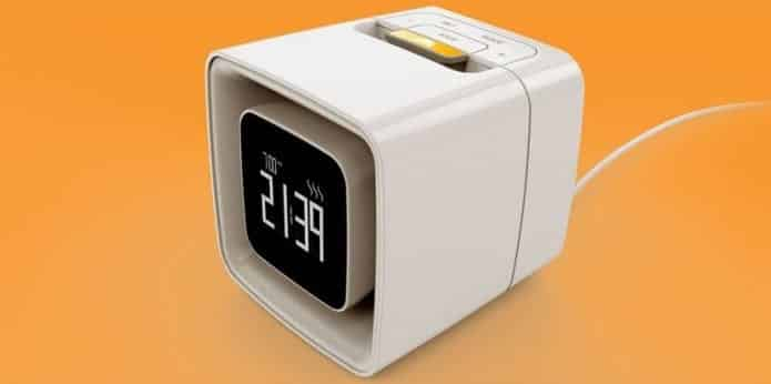 Now wake up to the smell of coffee with this scent-producing alarm clock