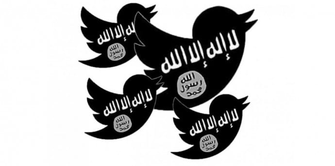 U.S. widow sues Twitter for giving voice to ISIS