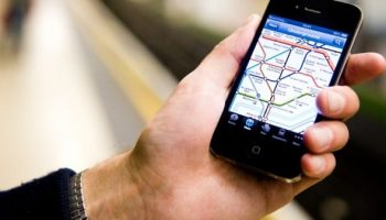 Your phone map can disclose your location