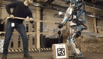 Next Generation' Atlas Humanoid Robot Can Do Almost Anything Plus Survive Human Bullying
