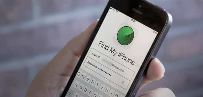 iphone find my phone iphone s find my phone feature helps to track 15262