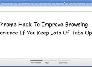 This neat Chrome hack will work for everyone who keep lots of tabs open