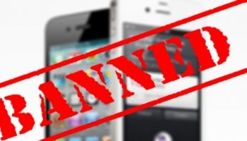 This county banned iPhones because Apple is 'on the side of terrorists'