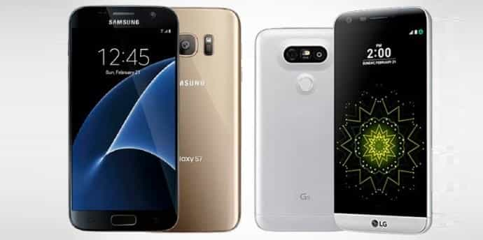 Top five smartphones launched at MWC 2016