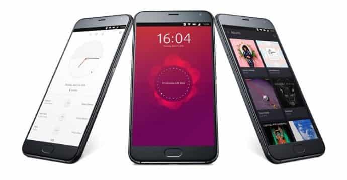 Meizu PRO 5 Ubuntu Edition has been announced