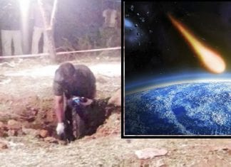 Meteorite claims first human life as man dies after getting hit
