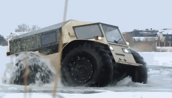 Russia Makes The Best Truck In The World For $50,000