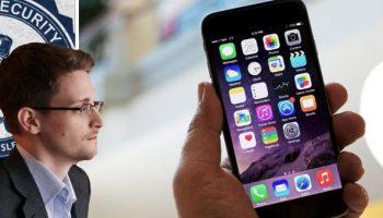 Snowden Says FBI can hack San Bernardino terrorist's iPhone using acid and lasers