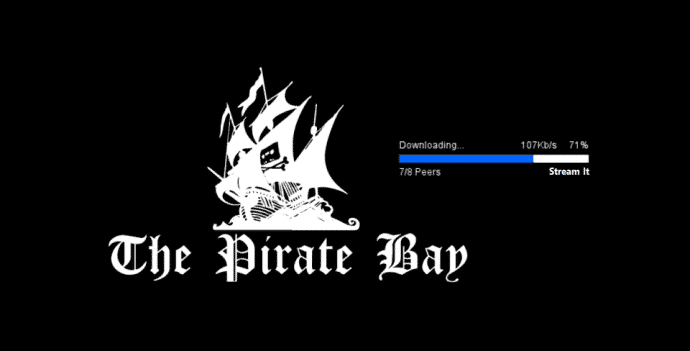 The Pirate Bay Transforms Into The World's Biggest Streaming Site