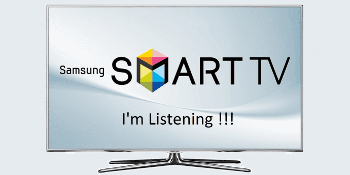 Samsung says user's should not discuss personal information in front of Smart TVs