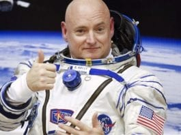 NASA's Scott Kelly Gained 2 Inches In Year Long Space Stay