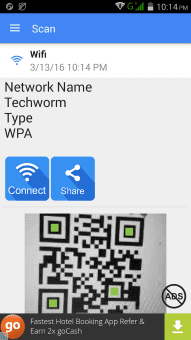 How to share your WiFi password easily using QR codes » TechWorm