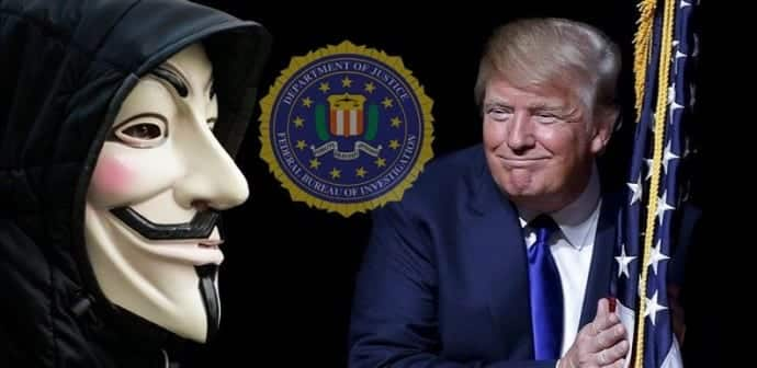 This is how Anonymous fooled Donald Trump, FBI and the Secret Service