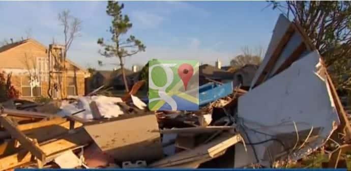 Google Maps error gets wrong Texas house torn down