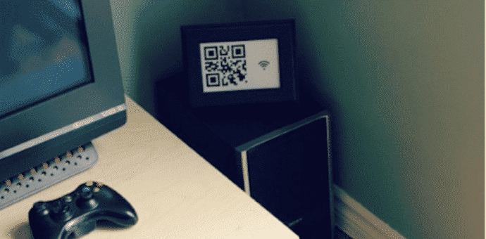 How to share your WiFi password easily using QR codes