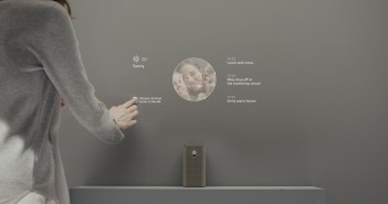Sony's new projector can turn any surface into a touch display