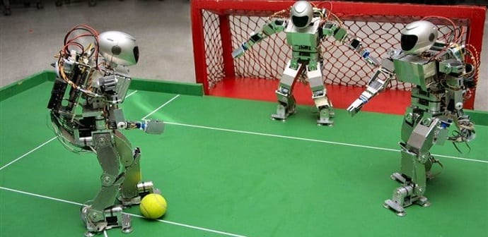 Dubai Announced Plans To Host Robot Olympics In December 2017