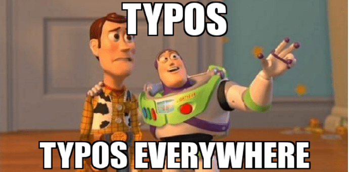 You're a Huge Jerk If You Point Out Typos says New Research