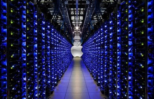 Apple designs its own servers to avoid government snooping