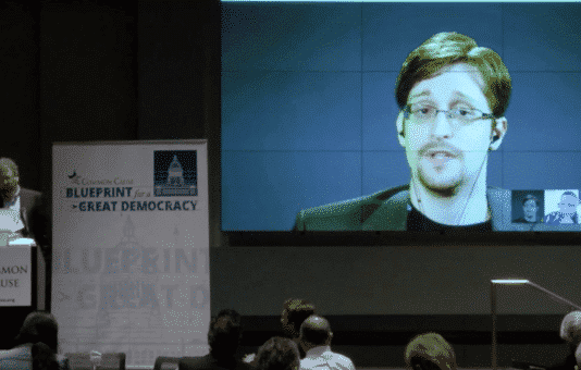 Snowden- FBI doesnt require Apple's help to unlock an iPhone, they already know everything
