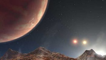 Astronomers find an exoplanet that has three stars which looks like sun