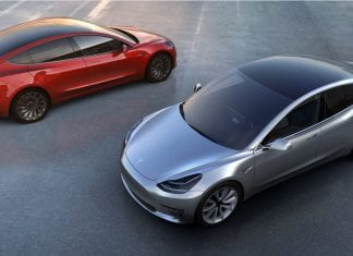 Tesla Model 3 is officially here but you'll have to wait some time to drive it