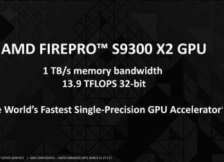AMD FirePro S9300 X2 takes on NVIDIA in the fastest workstation GPU race