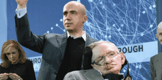 Stephen Hawking and Russian Billionaire to Build An Interstellar Spaceship
