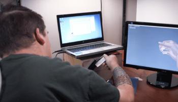 Paralysed Man Regains Control Of Hand Via Brain Chip Implant