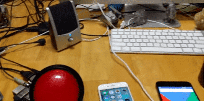 This hacker made Amazon's Alexa, Google Now, and Apple's Siri talk to each other